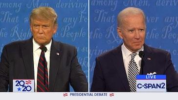 debate tweets