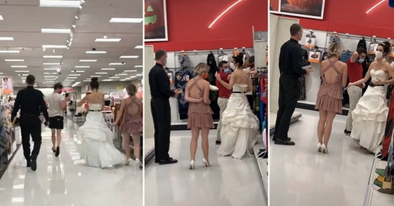 bride target