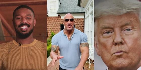 dwayne-johnson-ridicules-trump-sexiest-man-alive