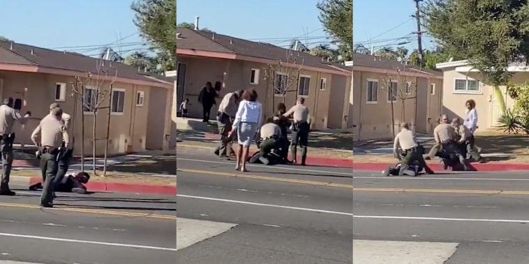 black-man-tased-after-flagging-car-crash