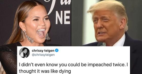 celebrities impeachment
