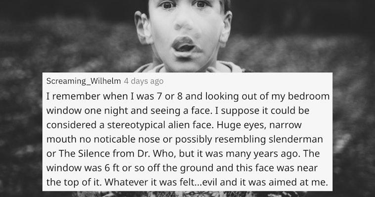 creepy unexplained