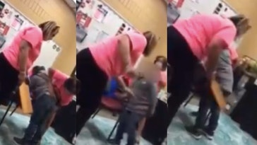 Florida Principal Recorded Beating A 6-Year-Old With A Paddle In Front Of Her Mother
