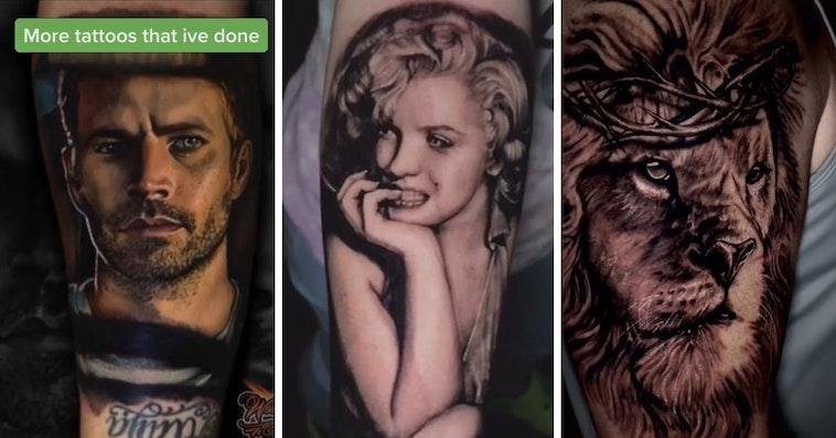 hyper realistic tattoos, realistic tattoos, best hyper realistic tattoos, best realistic tattoos