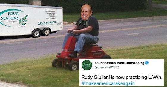 rudy giuliani license suspended, giuliani license suspended, giuliani law license