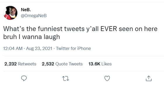 funniest tweets ever