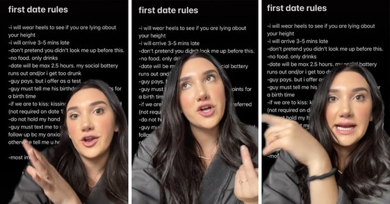 first date rules